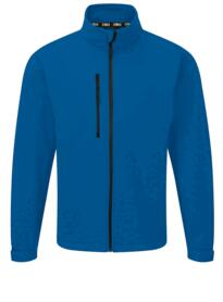 Tern softshell jacket from Orn Clothing - Reflex Blue