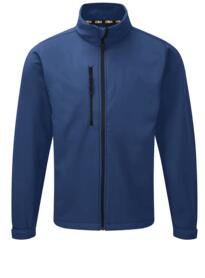 Tern softshell jacket from Orn Clothing - Royal Blue