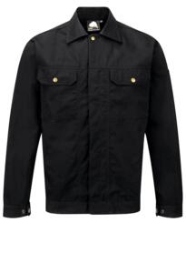 Rook Drivers Jacket from ORN clothing - Black