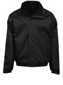 Fulmar Bomber Jacket from Orn Clothing - Black