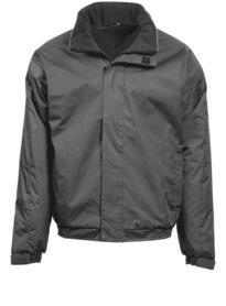 Fulmar Bomber Jacket from Orn Clothing - Graphite