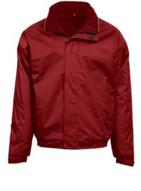 Fulmar Bomber Jacket from Orn Clothing - Red