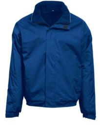 Fulmar Bomber Jacket from Orn Clothing - Royal Blue