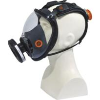 Delta M9200 Rotor Galaxy Full Face Mask - Black / Orange