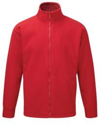 ORN Classic Fleece Jacket - Red