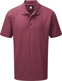 Eagle Polo Shirt from ORN clothing - Burgundy