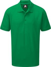 Eagle Polo Shirt from ORN clothing - Kelly Green
