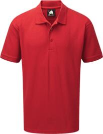 Eagle Polo Shirt from ORN clothing - Red
