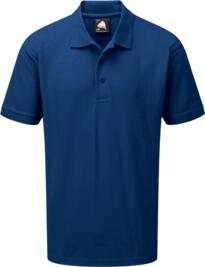 Eagle Polo Shirt from ORN clothing - Royal Blue