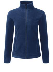 ORN Ladies Fleece Jacket - Royal Blue