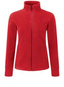 Albatross Ladies Fleece from Orn Clothing - Red