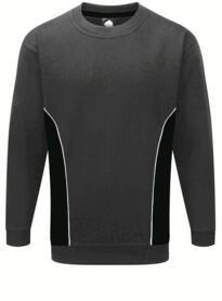 ORN Two Tone Sweatshirt - Graphite / Black