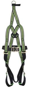 B-Brand HSFA10106 2 Point Rescue Harness - 2 Point