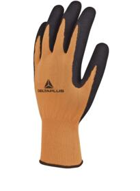 Apollon VV733 Safety Gloves (pack of 12 pairs) - Fluorescent Orange