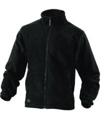 Vernon Fleece Jacket from DeltaPlus - Black