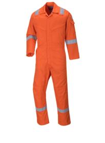 Aberdeen Flame Resistant Coverall from Portwest - Orange