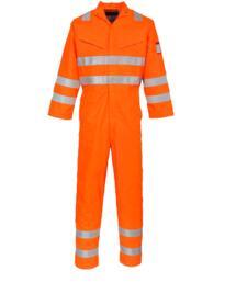 Portwest Araflame GO RT Flame Resistant Coverall - Orange