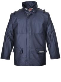 Sealtex Flame Jacket from Portwest - Navy Blue