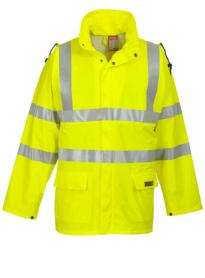 Sealtex Flame HiVis Jacket - Yellow