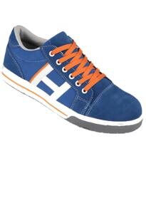 Skater Style Safety Footwear - Blue