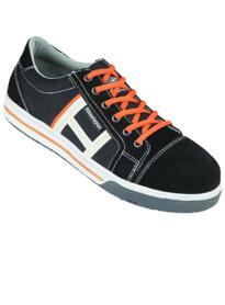 Skater Style Safety Footwear - Black