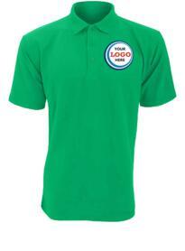 Discounted Polo Shirt - Kelly Green