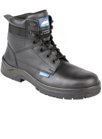 HyGrip Safety Boot from Himalayan - Black
