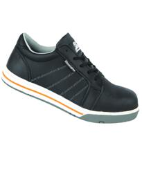 Skater Style Safety Trainer - Black