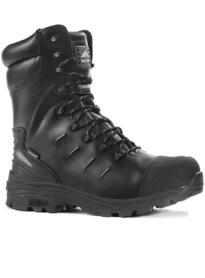 Monzonite Safety Boot from Rock Fall - Black