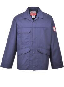 Bizflame Pro Flame Resistant Jacket - Navy Blue