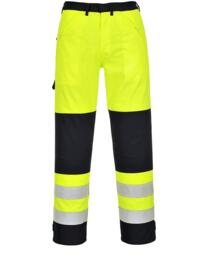 Hi-Vis Multi-Norm Trousers - Navy Blue and Royal Blue