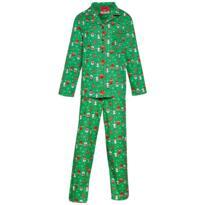Women's Green Christmas pyjamas - Green