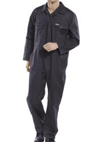 Click Economy Boilersuit - Overalls - Navy Blue