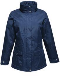 Regatta TRA204 Darby III Ladies Insulated Jacket - Navy Blue