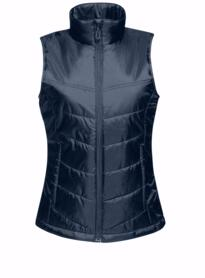 Regatta TRA832 Stage II Ladies Insulated Bodywarmer - Navy Blue