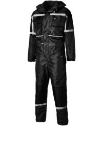 Dickies WP15000 Waterproof Padded Coverall - Black