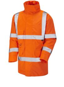 Tawstock HiVis Lightweight Anorak - Orange
