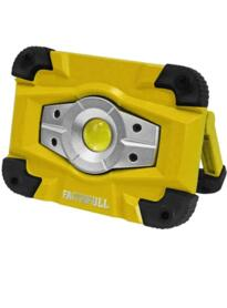 Faithfull Rechargeable Worklight with Magnetic Base - 10W