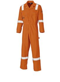Dickies WD2279 Cotton Coverall - Orange
