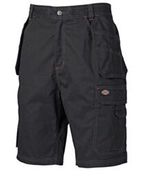 Dickies WD802 Redhawk Pro Shorts - Black