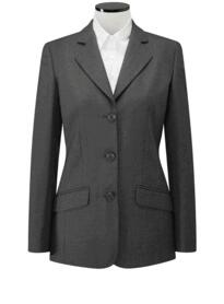 Clubclass Endurance Ladies Bankside Jacket - Charcoal