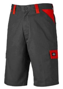 Dickies Everyday Shorts - Grey / Orange