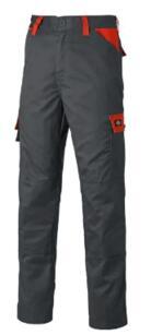 Dickies Everyday Workwear Trouser - Grey / Orange