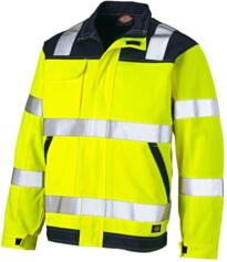 Dickies Everyday Hivis Jacket - Yellow