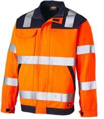 Dickies Everyday Hivis Jacket - Orange