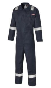 Dickies HiVis Everyday FR Coverall - Navy