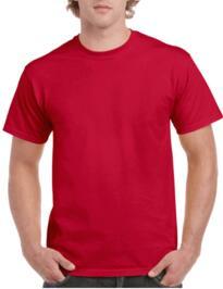 Gildan Ultra Cotton Adult T-Shirt - Red