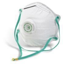 B-Brand Dust Masks - P1 Valved - Box 10