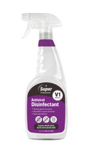 Antiviral Disinfectant - 750ml