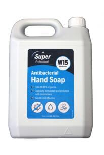 Antibacterial Hand Soap - 5ltr